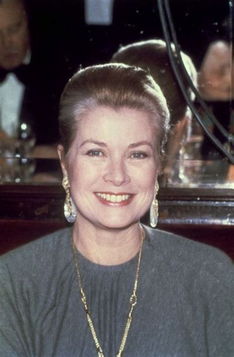 Princess Grace pictured in 1980