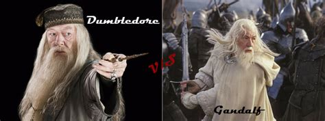 Dumbledore Vs Gandalf: The Greatest Wizard of All Time