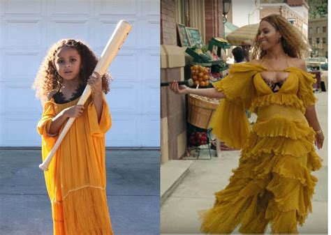 This 5-Year-Old Won Halloween Already With Her Beyoncé