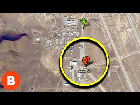 Area 51 Is Finally Recognised By The CIA - UFO Sighting
