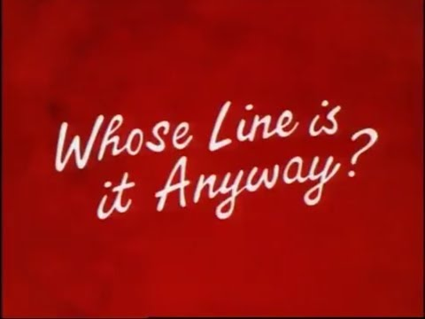 Best of Colin Mochrie:Whose Line UK - YouTube