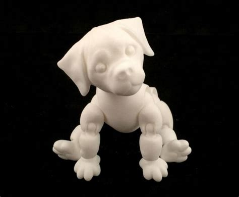 Weekly Roundup: Ten 3D Printable Articulated Animals