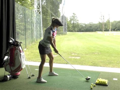 Fun Golf Practice Drills With Carly Booth - Golf Monthly