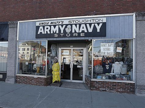 Stoughton Army Navy store will reopen this Saturday - News