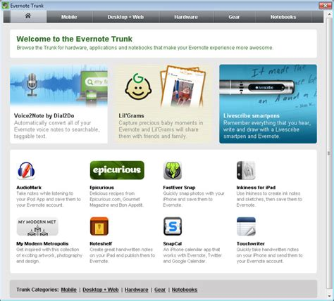 EverNote - Download