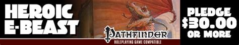 Advanced Bestiary for the Pathfinder RPG by Chris Pramas