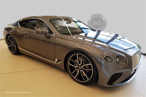 Used 2018 Bentley Continental for sale in Cardiff