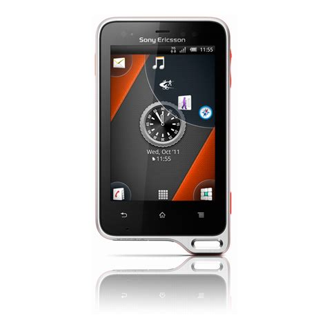 Sony Ericsson Xperia active specs, review, release date