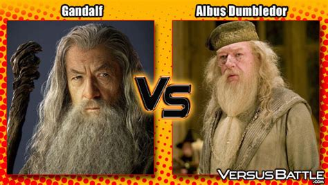 Gandalf or Dumbledore: Who is the Better Wizard